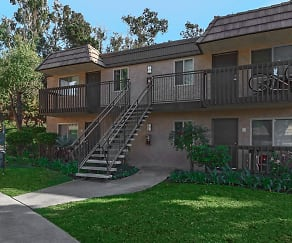 Building, The Bluffs At Carlsbad Apartments