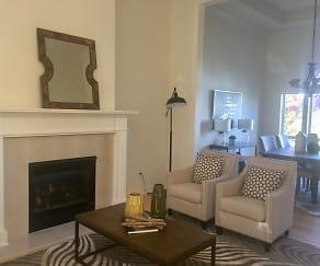 Living Room, 1623 Maple St.