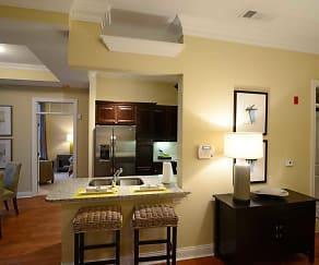 Living Room, Liberty Place Apartments & Studios