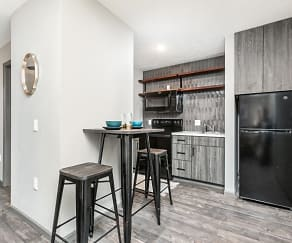 Kitchen, Northgate Apartments
