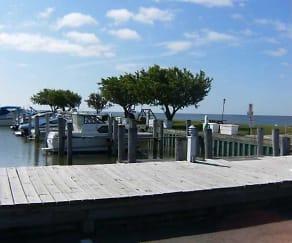 Lake, Harbor Club South