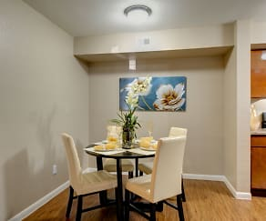Dining Room, Baybrook Village