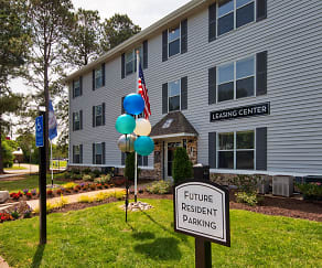 Leasing Office, Dove Landing Apartments