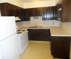 Kitchen, The Richards