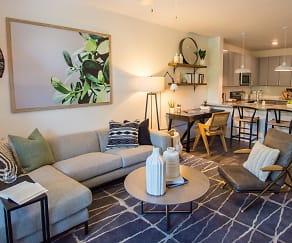 Living Room, The Barrett