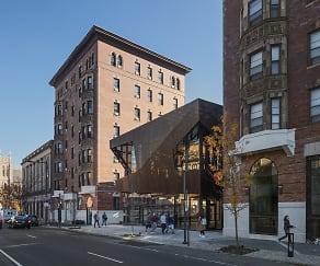 Building, Hamilton Court Apartment