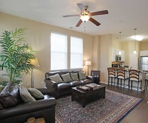 Living Room, The Quarters at Park View