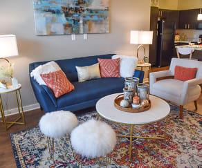 Living Room, Springs at Port Charlotte