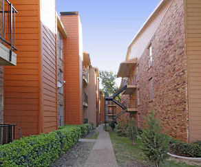 Building, Sedona Ridge Apartments Homes