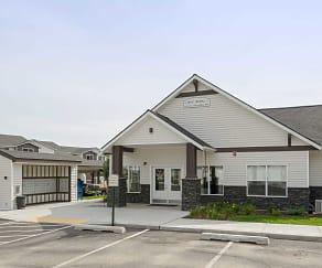 Leasing Office, Northwood Ridge