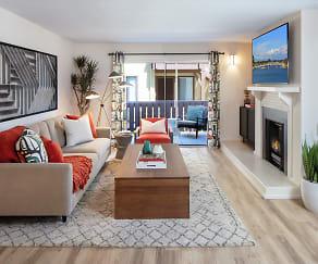 Living Room, Woodbridge Pines
