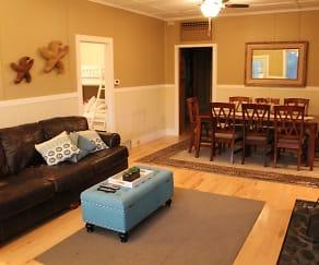 Living Room, 102 Lake Cir.