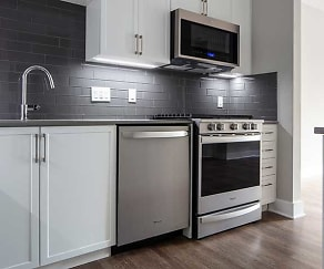Upgrade Scheme Kitchen, Avalon Teaneck