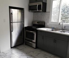 Kitchen, 615 Cleveland Street