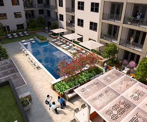 Pool, Morada Plano