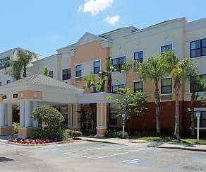 Building, Furnished Studio - Orlando - Maitland - 1776 Pembrook Dr.