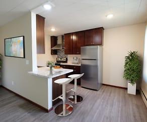 Kitchen, Diamond Eight Terrace