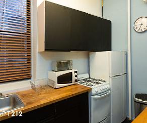 Kitchen, 158 1st Avenue