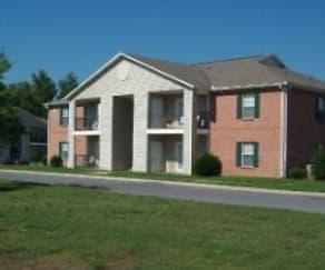 Building, Park Trail Apartments