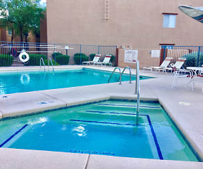 Pool, Kachina Springs