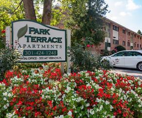 Community Signage, Park Terrace