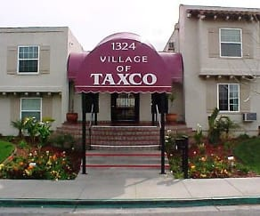The Village of Taxco, Cambrian Park, CA