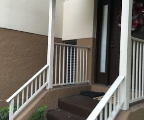 Patio / Deck, NW 16 St. Junior 1 br