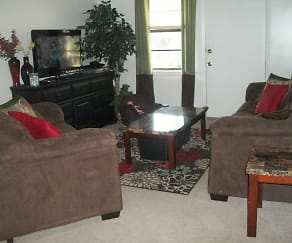 Living Room, Pine Tree Village