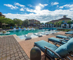 Pool, District At Westborough