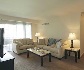 Living Room, Village Of Pineford