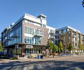 Building, 1800 Lake Apartments