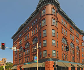 Building, The William Brown Lofts