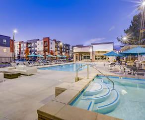 Pool, Axio 8400