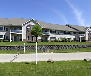 Building, Wildwood Apartments