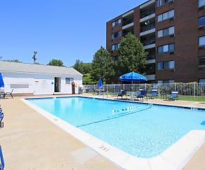 Pool, Hamilton Oaks I