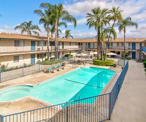 Pool, Covina Palms