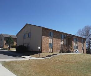 Building, Pinon Manor Apartments