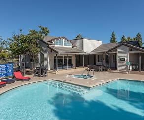 Pool, Bel Air Fairway Apartment Homes