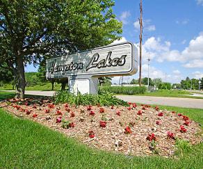 Community Signage, Hampton Lakes