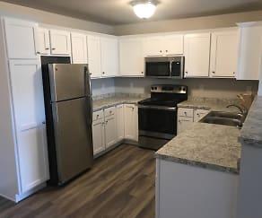 Kitchen, Maple Ridge Estates