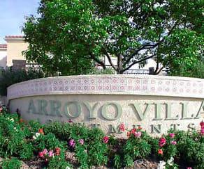 Community Signage, Arroyo Villa