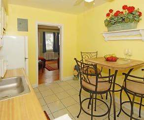 Dining Room, Patapsco Landing