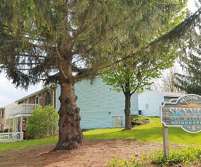 Community Signage, Jofodder Apartments