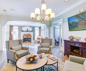 Living Room, Hamptons at East Cobb