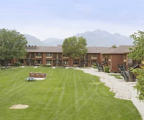 Building, Wasatch Club