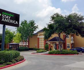 Community Signage, Furnished Studio - Houston - Med. Ctr. - NRG Park - Fannin St.