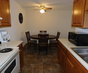Kitchen, Colonial Heights