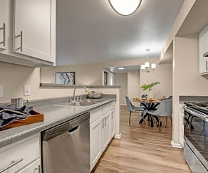 Kitchen, The Bluffs At Castle Rock