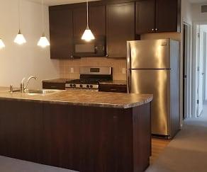 Kitchen, Gateway Apartments II Cheektowaga