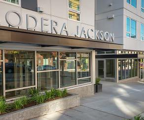Community Signage, Modera Jackson